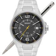Relógio Orient Masculino MBSS1314 GYSX Analógico