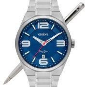 Relógio Orient Masculino MBSS1326 D2SX Analógico