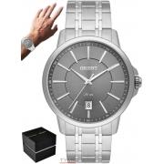 Relógio Orient Masculino MBSS1375 I1SX Analógico Prateado