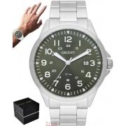 Relógio Orient Masculino MBSS1380 E2SX Analógico