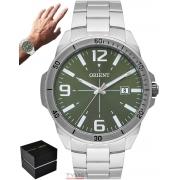 Relógio Orient Masculino MBSS1394 E2SX Analógico