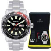 Relógio Orient Poseidon Diver Automático 469SS039 PVSX