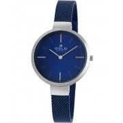 Relógio Oslo Feminino Slim Safira Azul OFTSSS9T0010 D1DX