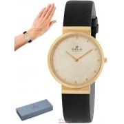 Relógio Oslo Feminino Slim Safira OFGSCS9T0003 C1PX