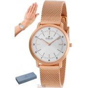 Relógio Oslo Feminino Slim Safira Rosegold OFRSSS9T0009 S2RX