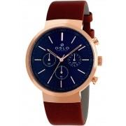 Relógio Oslo Masculino Cronógrafo Safira OMRSCCVD0002 D1MX