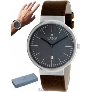 Relógio Oslo Masculino Slim Safira OMBSCS9U0005 G1NX