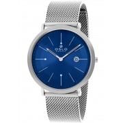 Relógio Oslo Masculino Slim Safira OMBSSS9U0003 D1SX