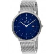 Relógio Oslo Masculino Slim Safira OMBSSS9U0004 D1SX