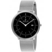 Relógio Oslo Masculino Slim Safira OMBSSS9U0004 P1SX