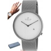 Relógio Oslo Masculino Slim Safira OMBSSS9U0011 B1SX