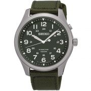 Relógio Seiko Kinetic Masculino Militar SKA725B1 E2EX
