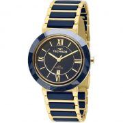 Relógio Technos Feminino Cerâmica Azul 40mm 2015BV/5A