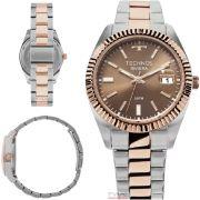 Relógio Technos Feminino Riviera 36mm 2115KTS/3M