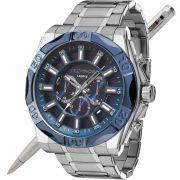 Relógio Technos Masculino Classic Legay JS25BB/1A