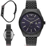 Relógio Technos Masculino Classic Riviera 2115MSV/4A