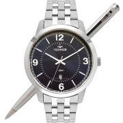 Relógio Technos Masculino Classic Steel 2115MTG/1A