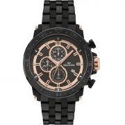 Relógio Technos Masculino Legacy Preto JS15ES/4P