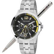 Relógio Technos Masculino Racer 6P29AHW/1Y Multifunção