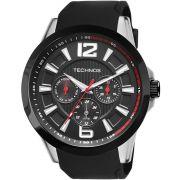 Relógio Technos Masculino Racer Multifunção 6P29AHC/8P - Silicone