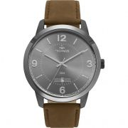 Relógio Technos Masculino Steel 2115MTE/2C Grafite