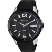 Relógio Technos Racer Masculino 2115KNW/8P - Pulseira Silicone