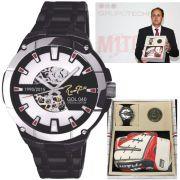 Relógio Technos Rogério Ceni Mito Gol 040 Sao8n24aa/040 Ed. Limitada