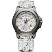 Relógio Victorinox Masculino Swiss Army I.N.O.X. Paracord Edição Limitada Titanium 241772.1
