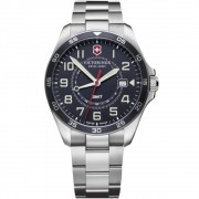 Relógio Victorinox Swiss Army Masculino Fieldforce GMT 241896