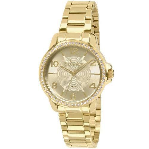 Relógio Condor Feminino CO2035KQI/4X Dourado
