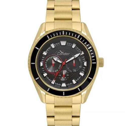 Relógio Condor Masculino CO6P29IN/4P Dourado