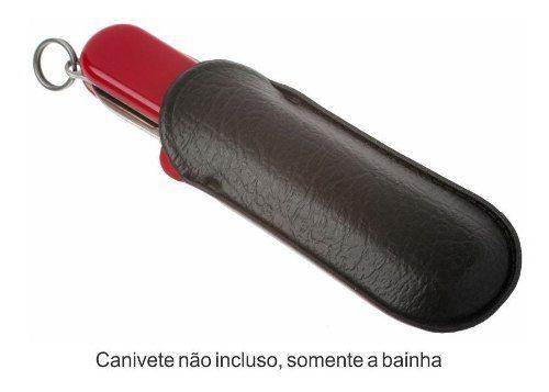 Bainha Para Canivete Victorinox 58mm (Classic) Capinha