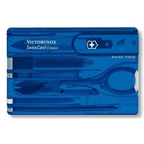 Swisscard Victorinox Classic Azul 0.7122.T2