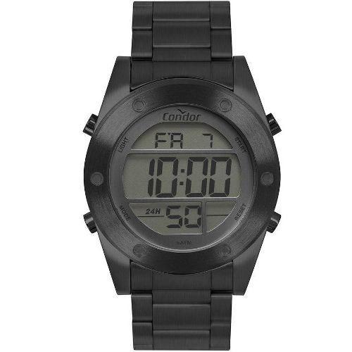 Relógio Condor Masculino Digital COBJ3463AE/4C Grafite