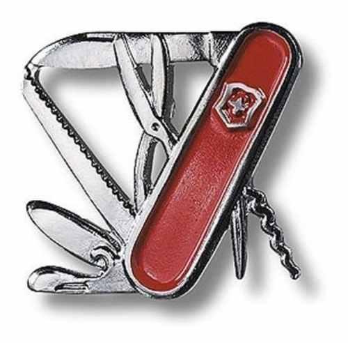 Broche Victorinox Pequeno Formato Canivete 4.1885