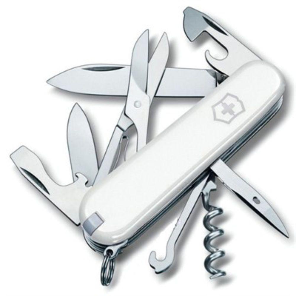 Canivete Victorinox Climber Branco 91mm 1.3703.7