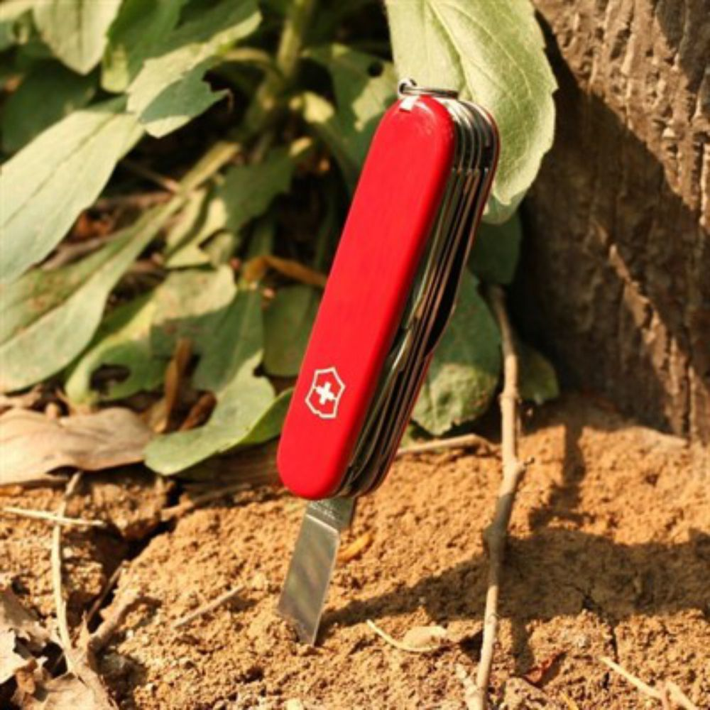 Canivete Victorinox Mountaineer Vermelho 91mm 1.3743