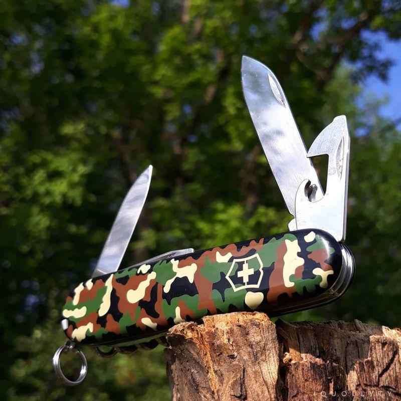 Canivete Victorinox Spartan Camuflado 91mm 1.3603.94