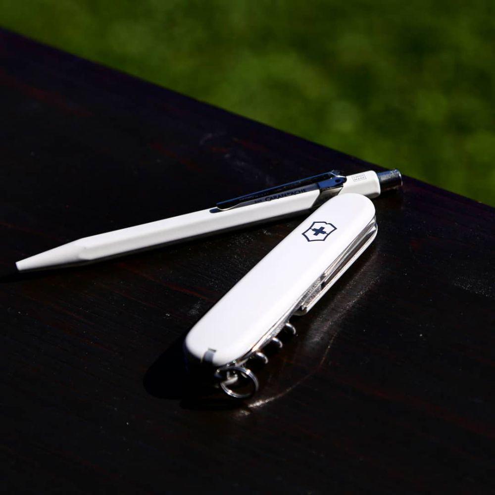 Canivete Victorinox Spartan Branco 91mm 1.3603.7