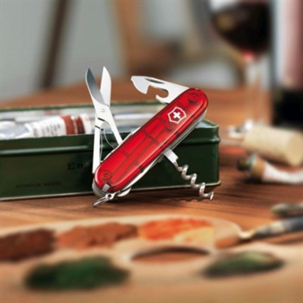 Canivete Victorinox Climber Vermelho 91mm 1.3703.T