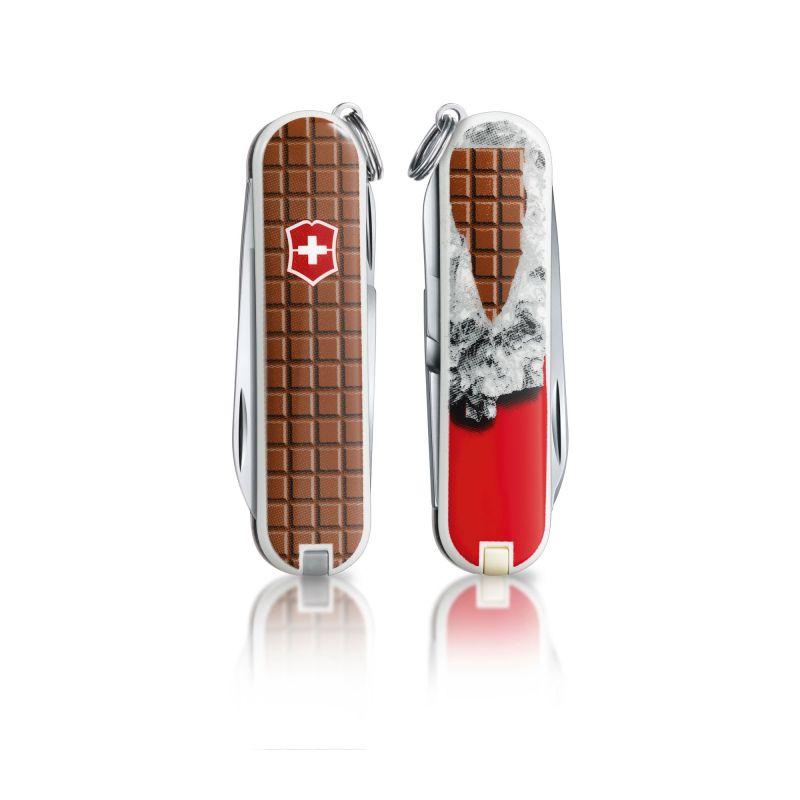 Canivete Victorinox 7f Classic Chocolate 58mm 0.6223.842
