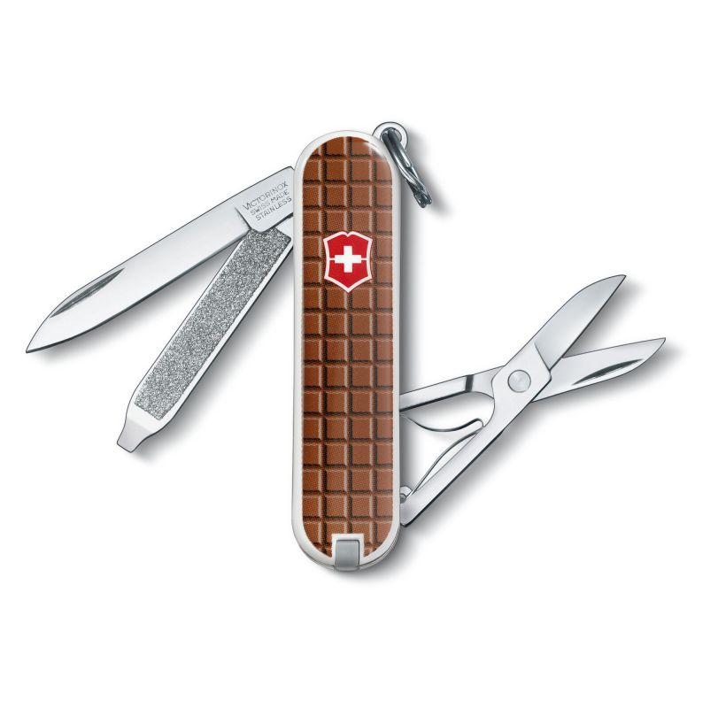 Canivete Victorinox Classic Chocolate 58mm 0.6223.842