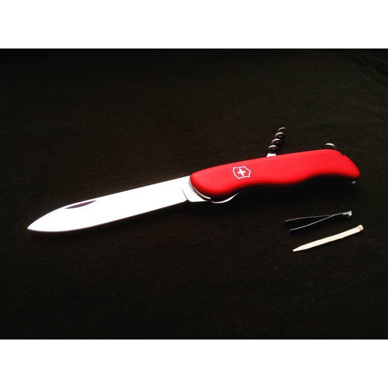 Canivete Victorinox Alpineer Vermelho 111mm 0.8323