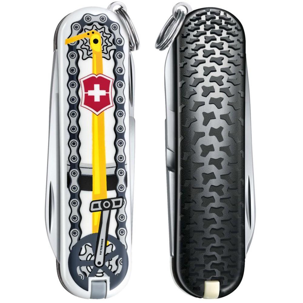 Canivete Victorinox Classic Bike Ride Edição Limitada 2020 0.6223.L2001