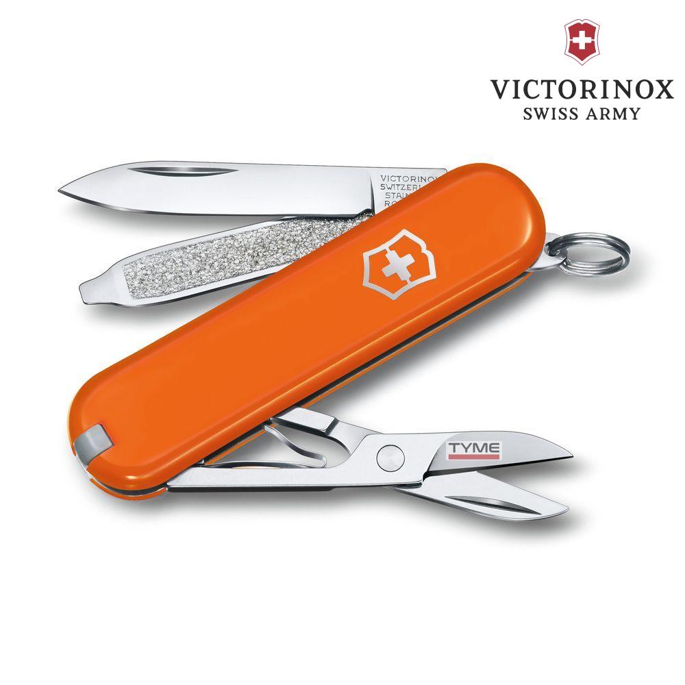 Canivete Victorinox Classic SD Colors Mango Tango 0.6223.83G