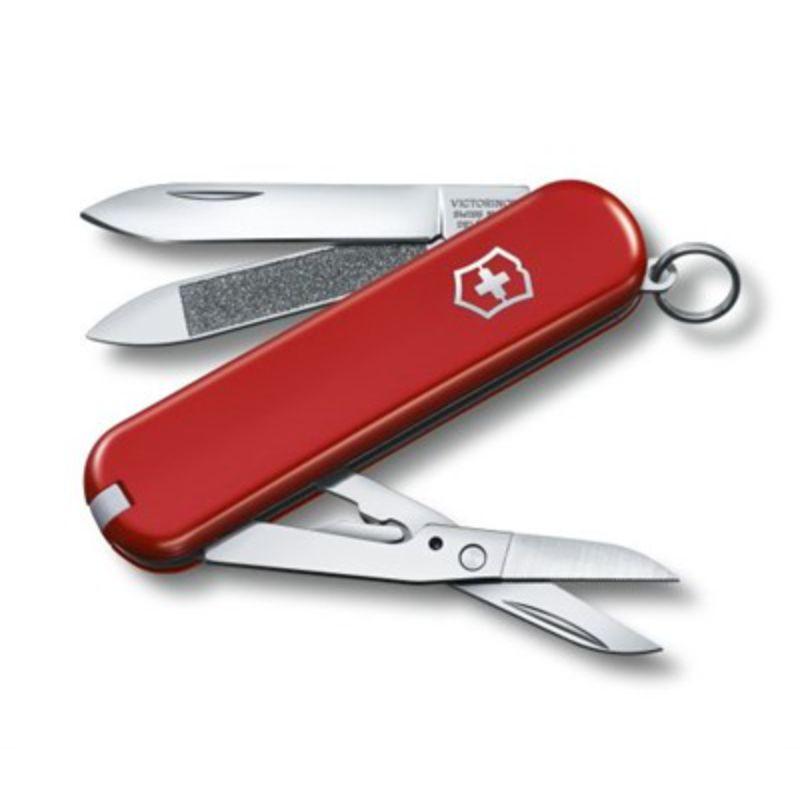 Canivete Victorinox Executive 81 Vermelho 65mm 0.6423