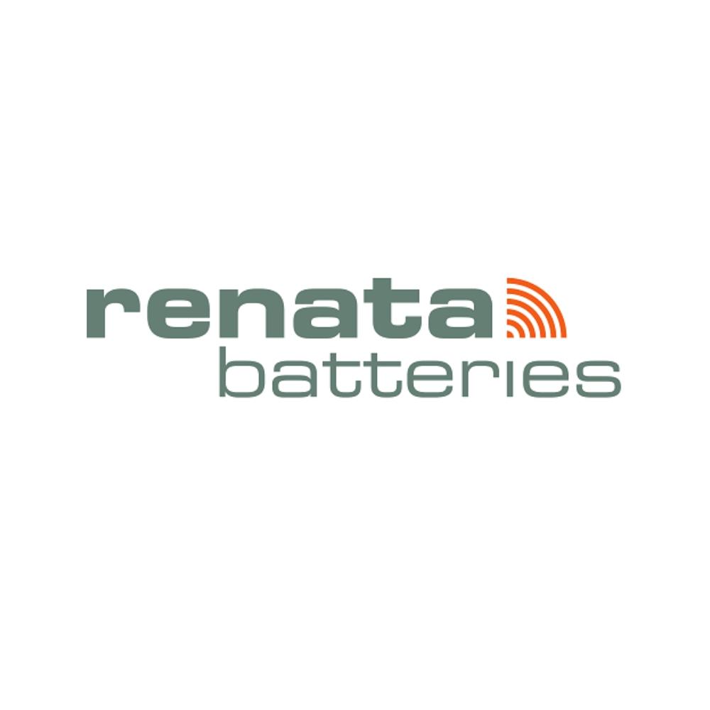 Pilha Bateria 371 SR920SW Renata Swiss Made 1,55V Botão