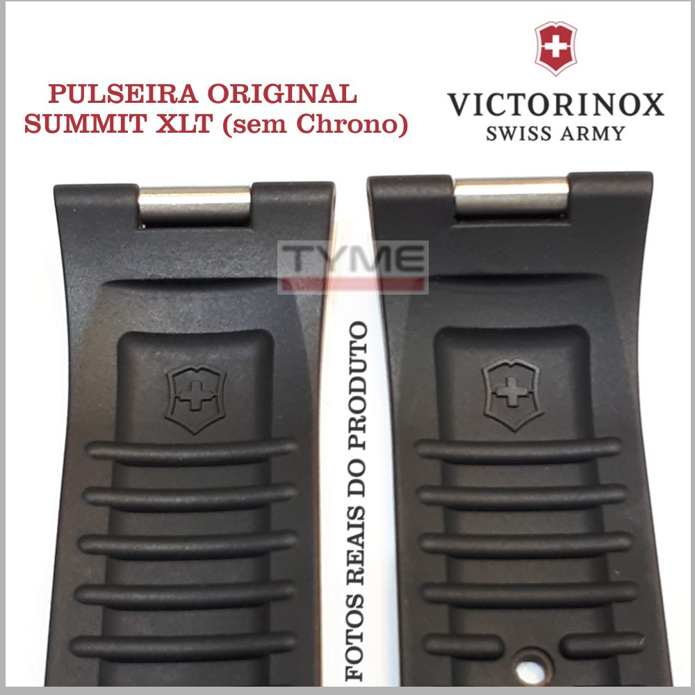 Pulseira de Borracha Victorinox Summit XLT (Sem Chrono) 004415