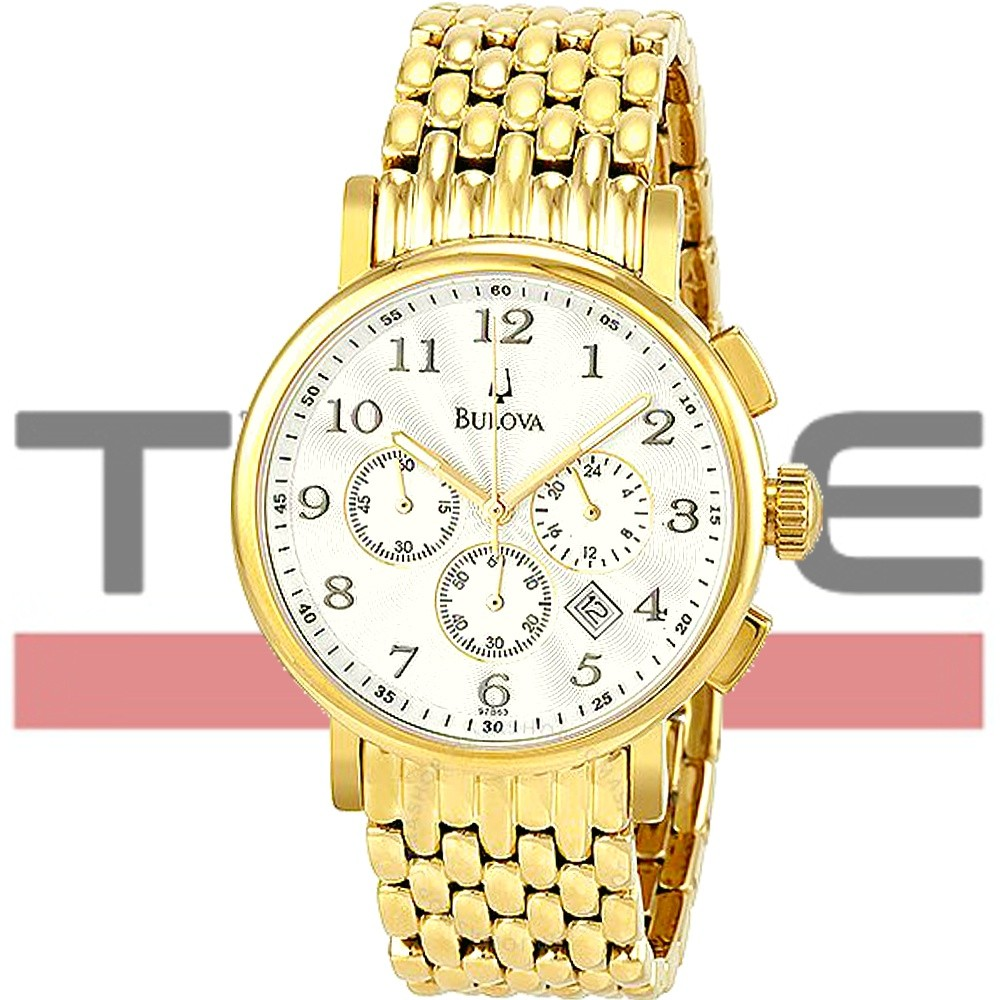 Relógio Bulova Chronograph Masculino WB21221H 97B63