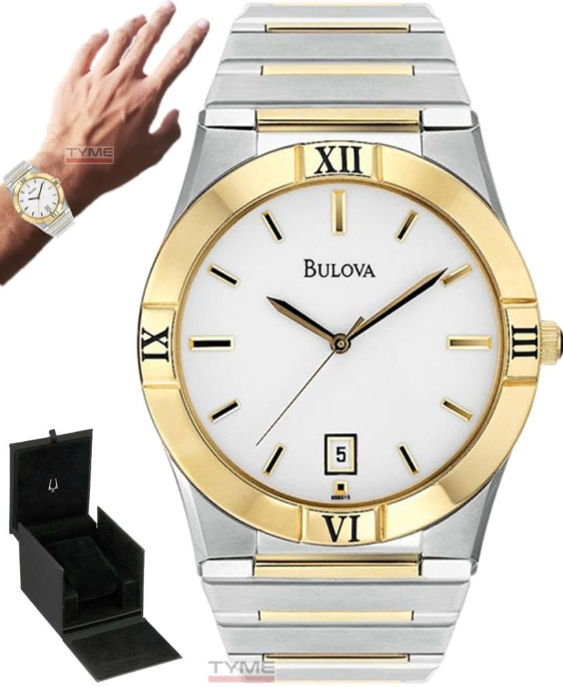 Relógio Bulova Constellation Unissex WB21267B 98B015